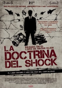 "La doctrina del shock ""Naomi Klein"""