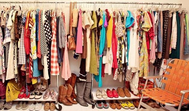 ropa armario