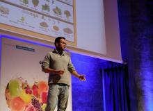 Bio Victor Charla en Congreso Alimentación Consciente peque