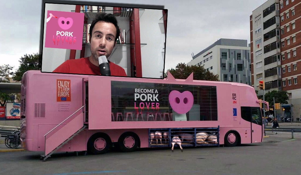 Autobus Pork Lovers Tour