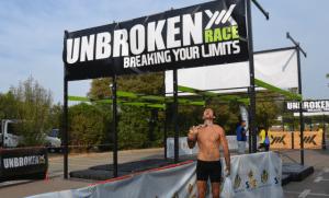 Unbroken Race Villareal - Victor Suarez