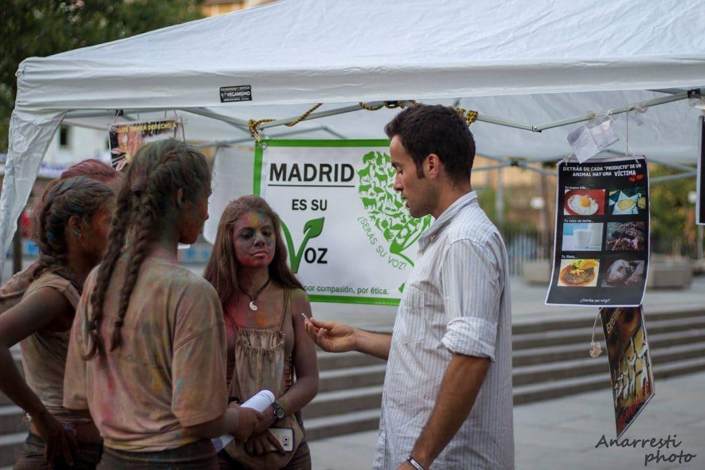 Activismo en la calle. Fábulas para activistas
