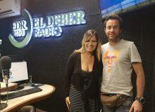 Bio Victor Suarez – Radio El Deber Radio de pie