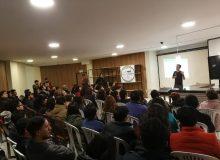 Conferencia La Paz Vegan