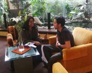 Entrevista Radio El Deber, Bolivia