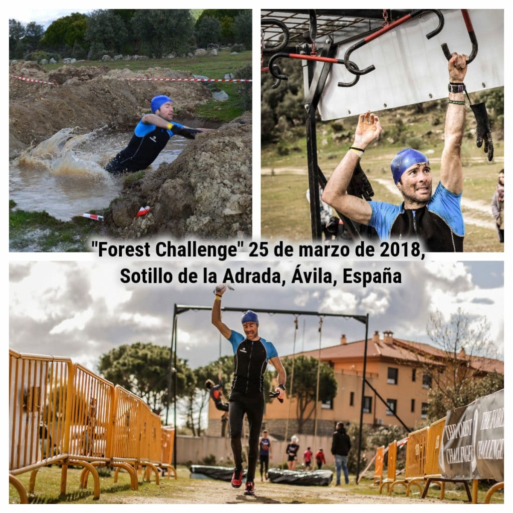 Forest Challenge 2018 - 25 marzo - Victor Suarez