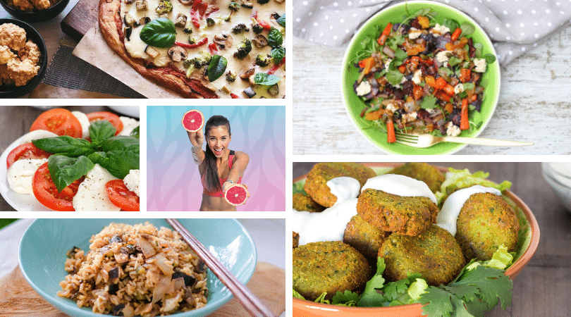 Portada TOP 10 webs veganas saludables