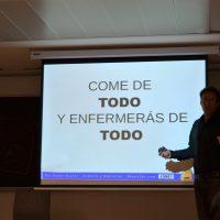 Conferencia Bio Victor Suarez – UC3M 3