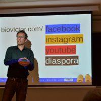 Conferencia Bio Victor Suarez – UC3M 7