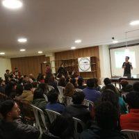 Conferencia La Paz Vegan – Bio Victor Suarez