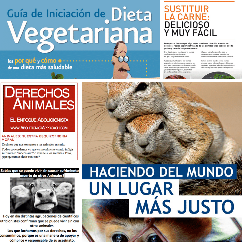 Folletos-Guias-veganas-antiespecistas-derechos-animales
