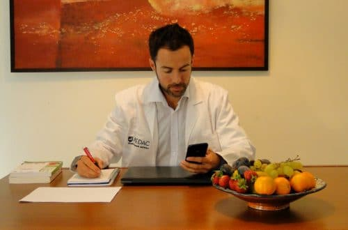 Victor Suarez - Consulta Nutricion